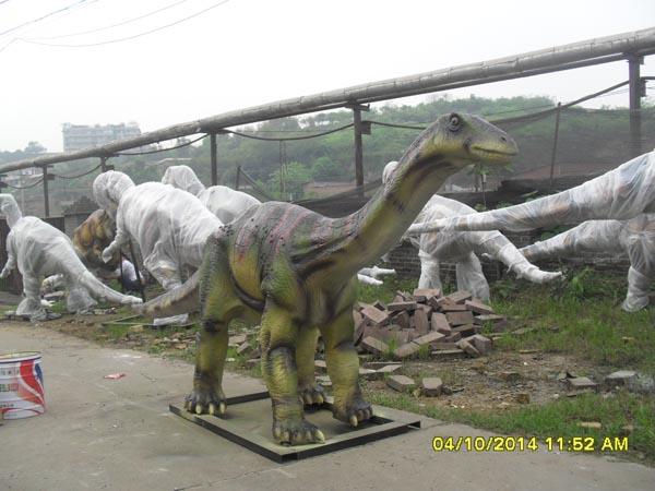 玻钢恐龙-自贡鸿鹤恐龙